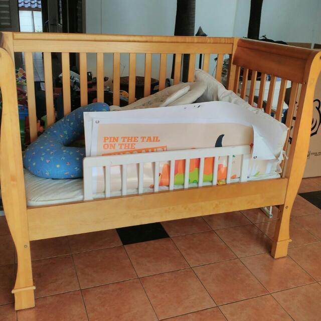 Baby Box komplit (Cover + Aksesoris + Spring Bed)