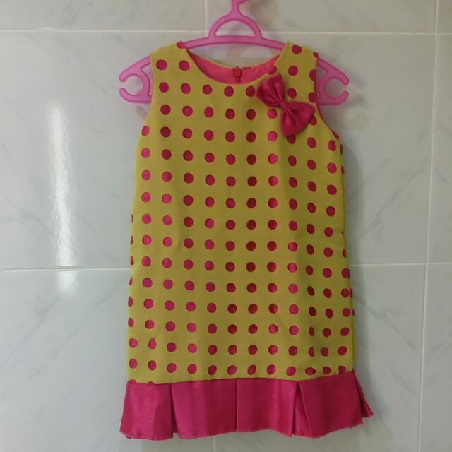 Baby Fashionista Dress 18-24M