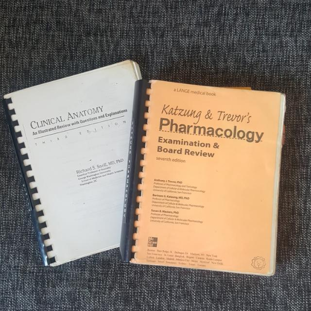 Baby Snell Katzung Pharma Brs Textbooks On Carousell