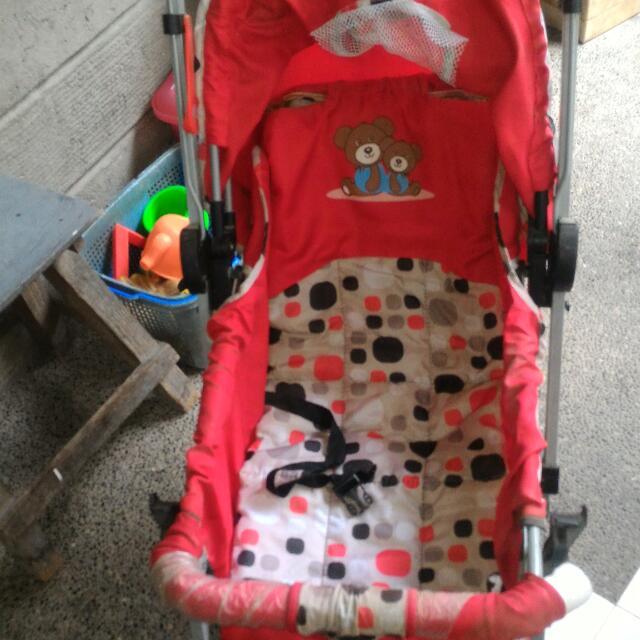 Ashbee Baby Stroller