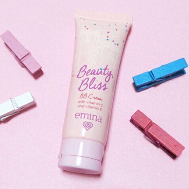 BB Cream Emina (Caramel)