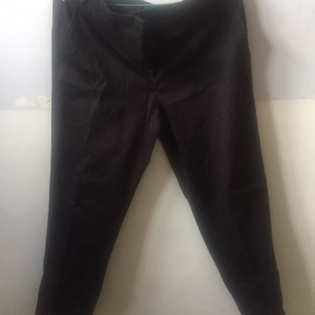 Black Long Pants