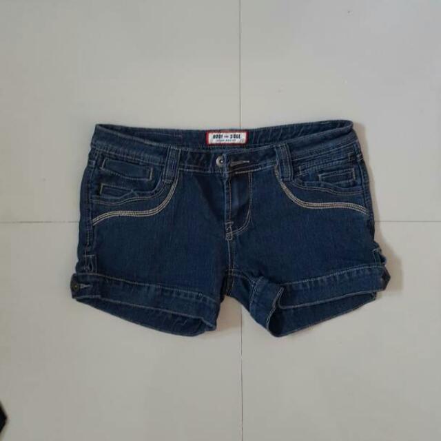 Body & Souls Denim Shorts