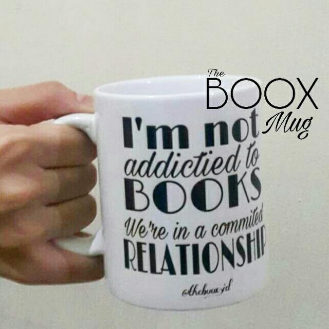 Bookish Mug TBM-04