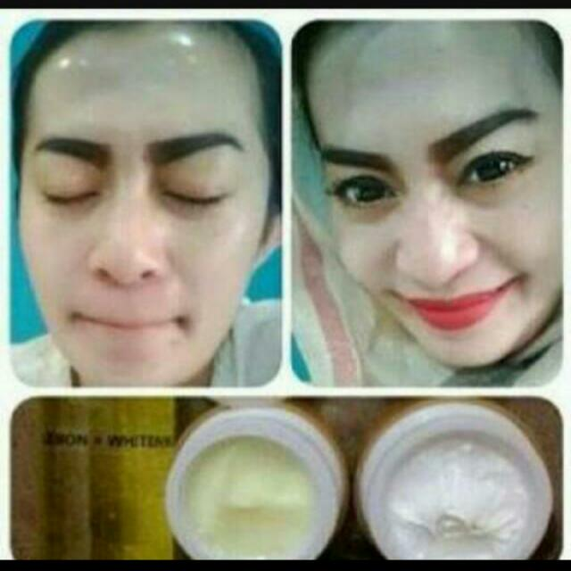 Booster Whitening All Type Skin