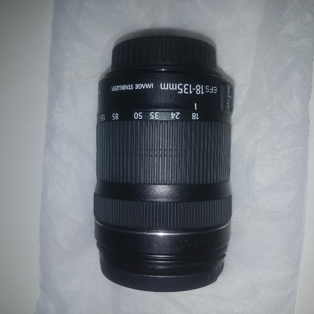 CANON 18-135MM EF-S MINT