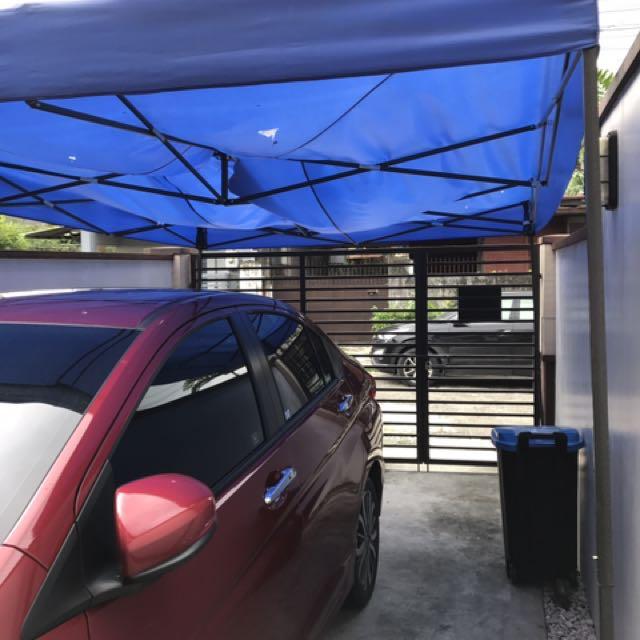 Car Tent Bracket