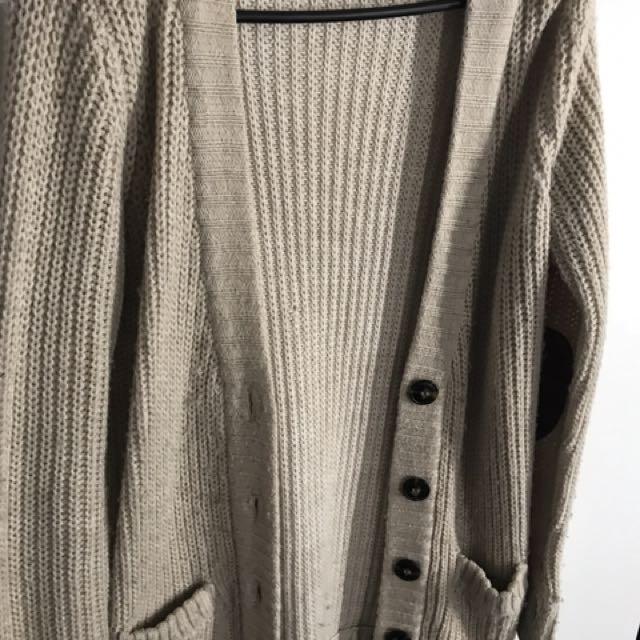 Cardigan From Zara