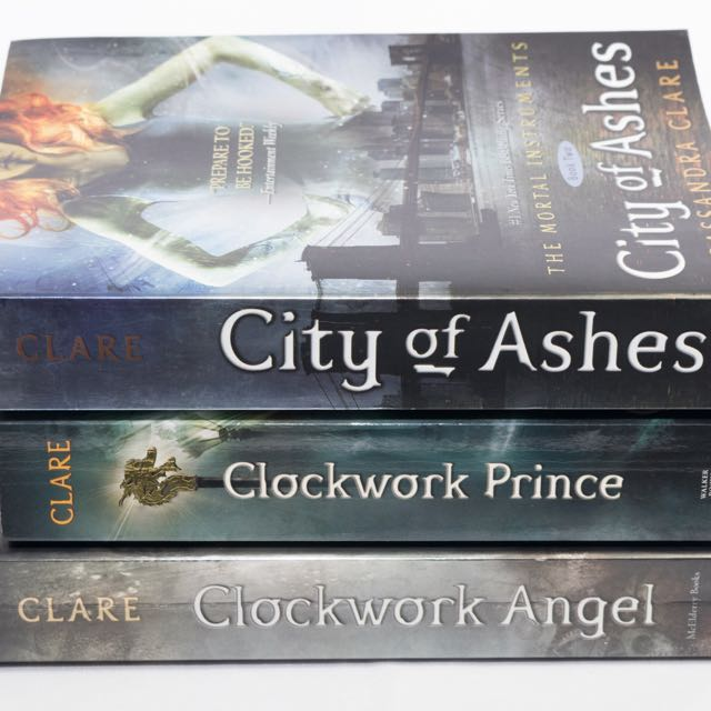 Cassandra Clare Series The Infernal Devices And Mortal Instruments