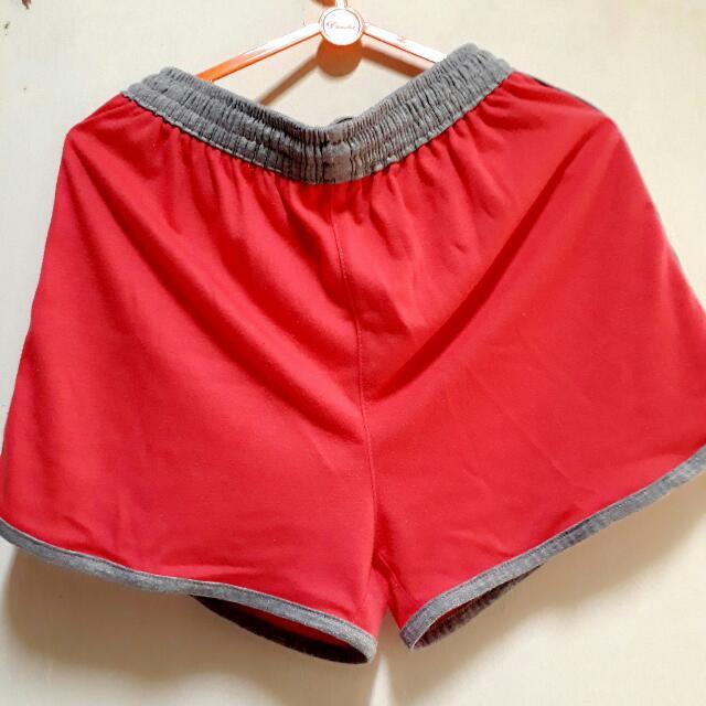 Celana Pendek/hot Pants Pink Magenta