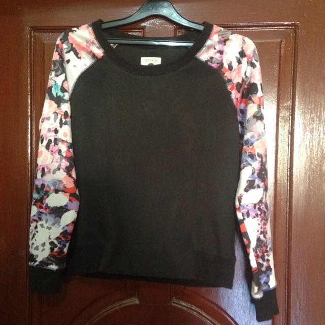 Cotton On Floral Sweater