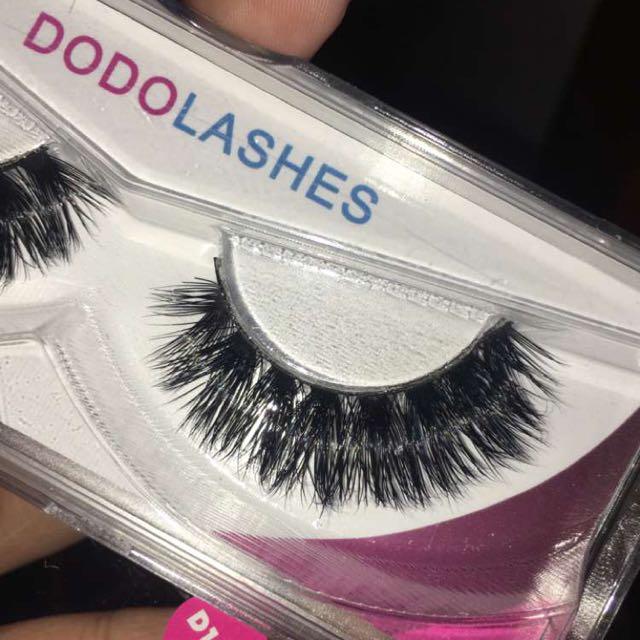 Dodo Lashes ( New)