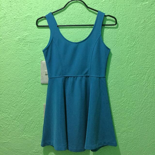 Dress (Low Back)