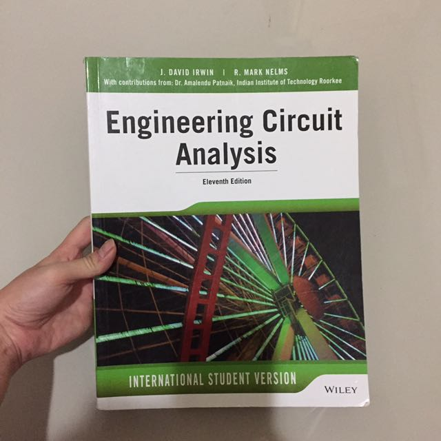 Engineering Circuit Analysis, International Student Version, Eleventh Edition