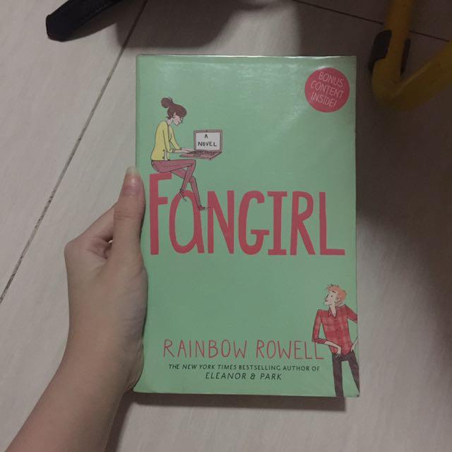 FANGIRL ( ENG )