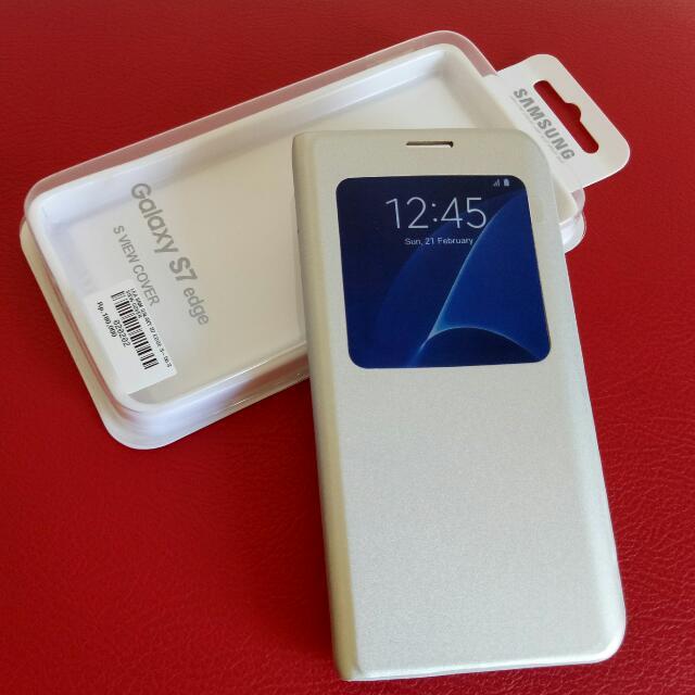 Galaxy S7 Edge Cover