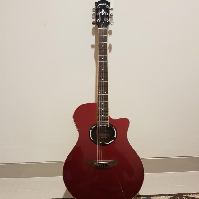 Gitar Yamaha Apex500 II
