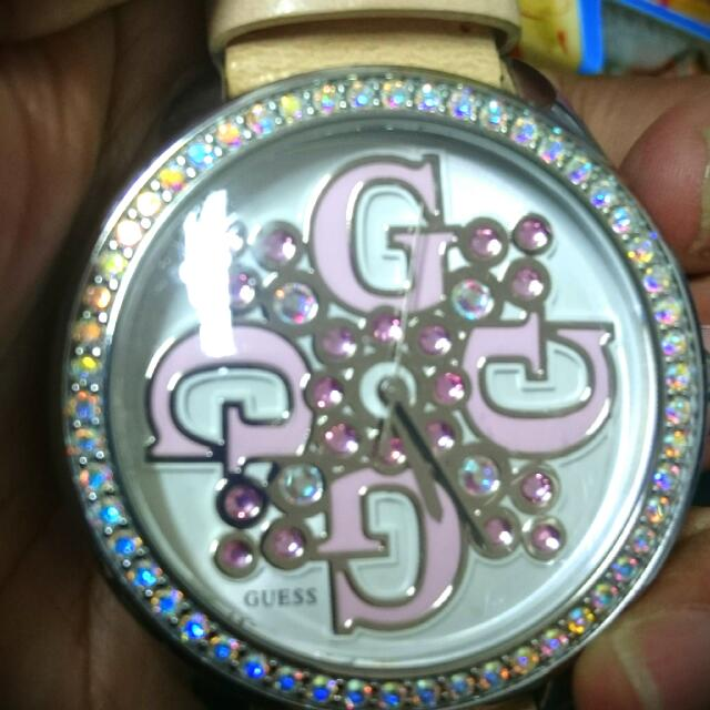 Guess Watches Authentic