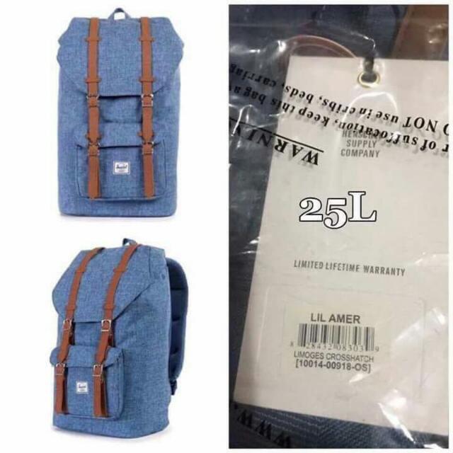 Herschel Unisex 25L backpack