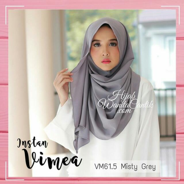 Hijab Instan Kia Sekali Slup
