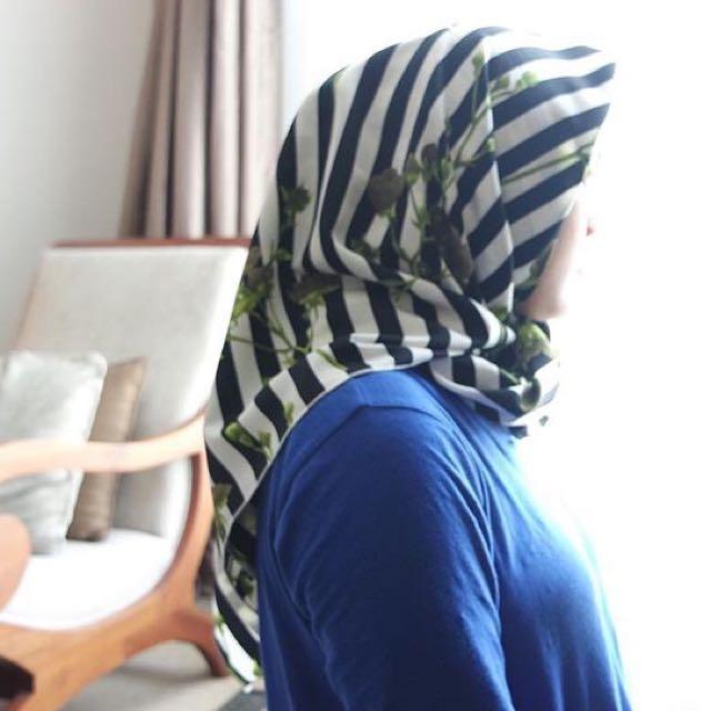 Hijab Roseline Best Seller
