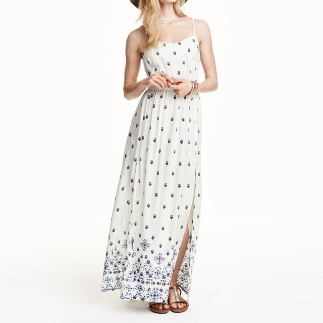 H&M Long Summer Dress