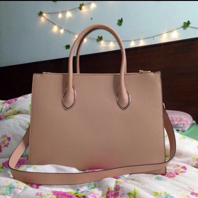 H&M Rose Pink Handbag