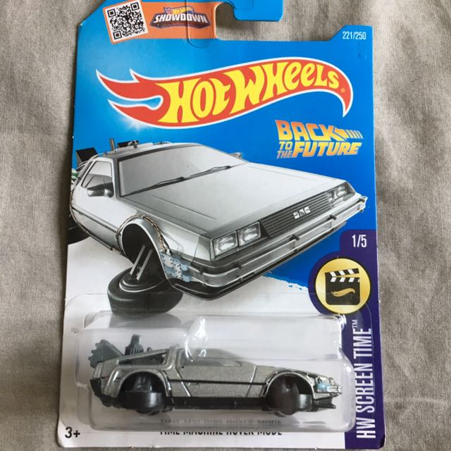 Hotwheels Flying Time Machine