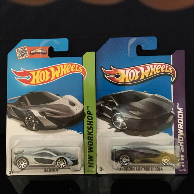 Hotwheels Super Cars