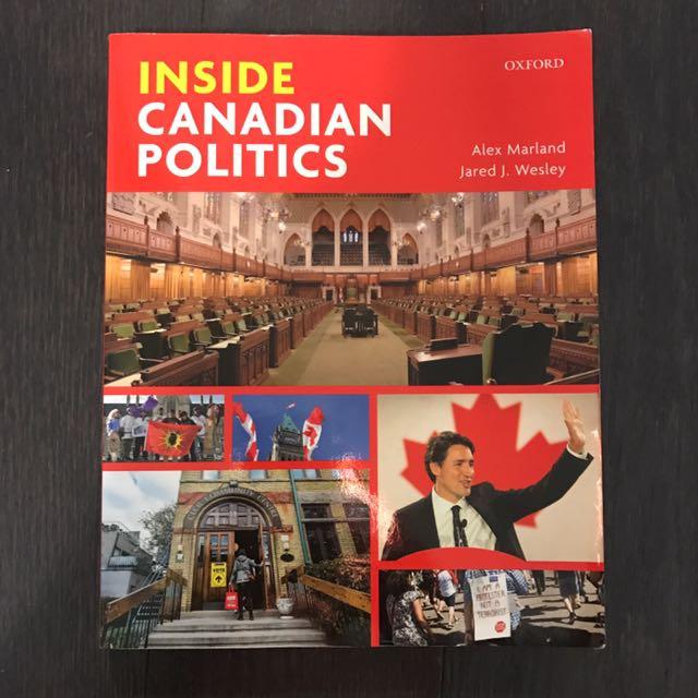 Inside Canadian Politics