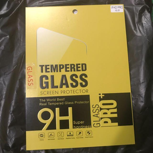 iPad Pro 10.5 Screen Guard/ Glass/ Antigores