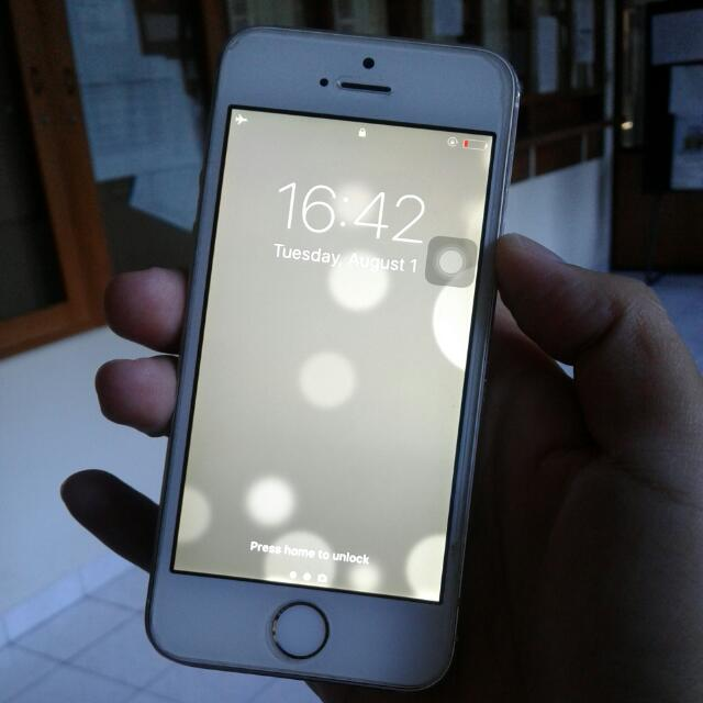 Iphone 5s Gold (32 Gb)
