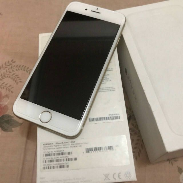 Iphone 6 ,128gb