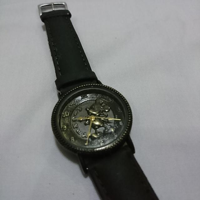jam tangan ori disney vintage unisex