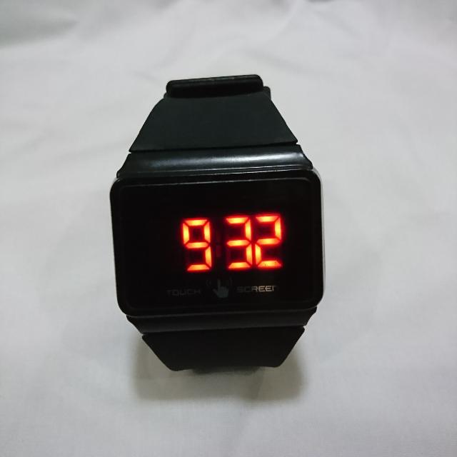 jam tangan touch screen layar sentuh