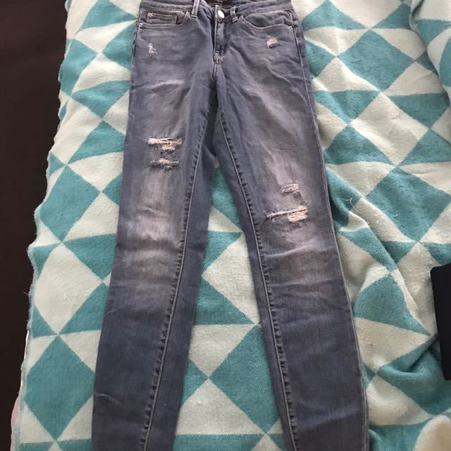 Jeanswest Blue Denim Jeans Size 6