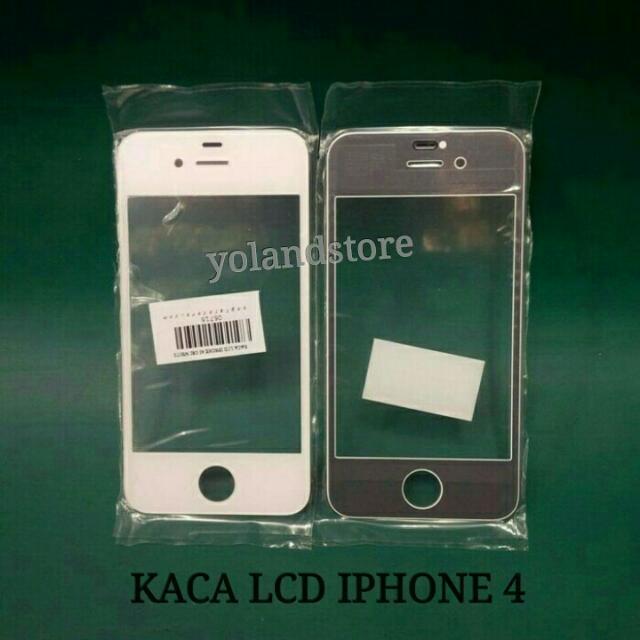 KACA LCD IPHONE4 / 4s / GORILLA GLASS / DIGITIZER