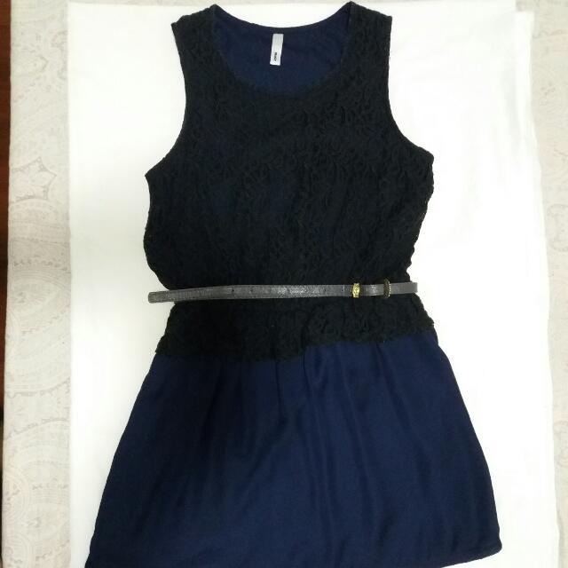 Korean Lace Dress