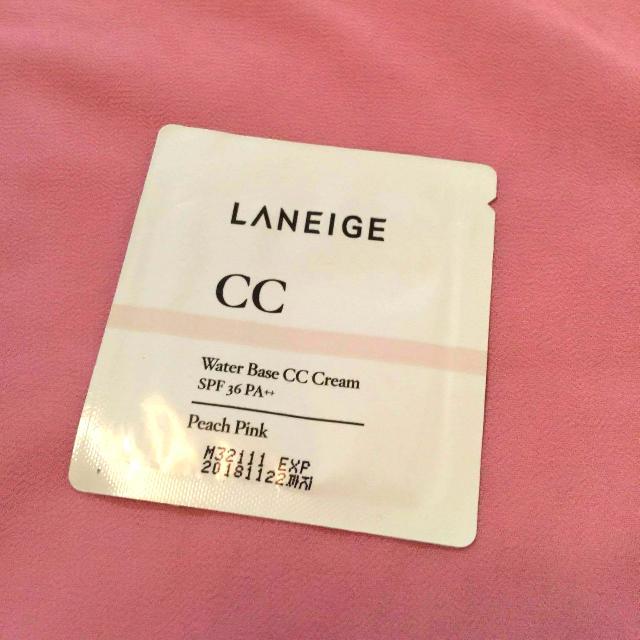 Laneige CC Cream