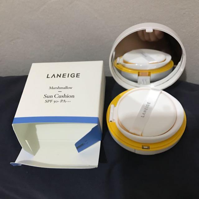 Laneige Sun Cushion SPF 50+ PA+++