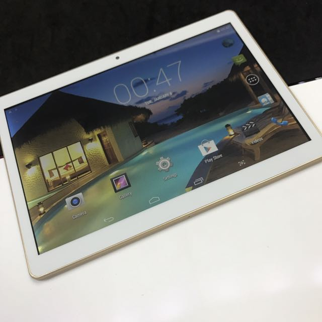 Large Screen Android Tablet With SIM MediaTek