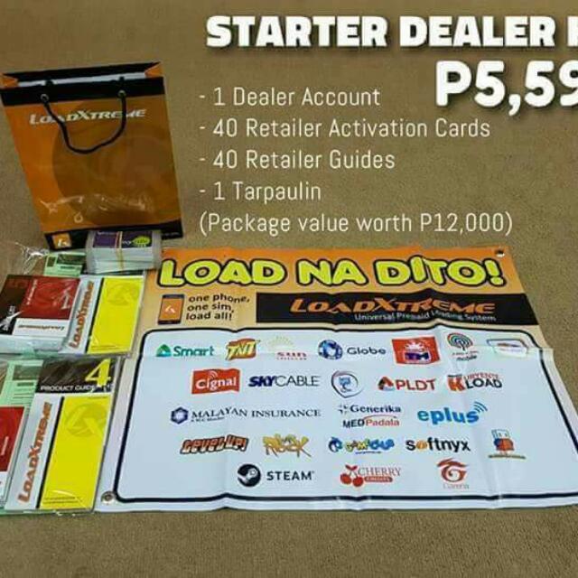 Loadxtreme Dealer Package