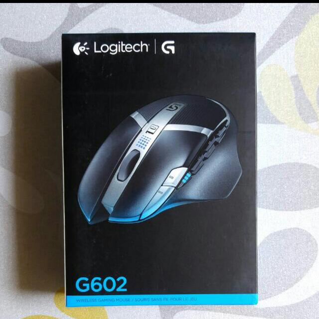 Logitech G602 Wireless Gaming Mouse BRAND NEW!!!, Electronics