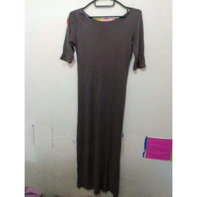 Long Dress 100 Dapet 3 Barang