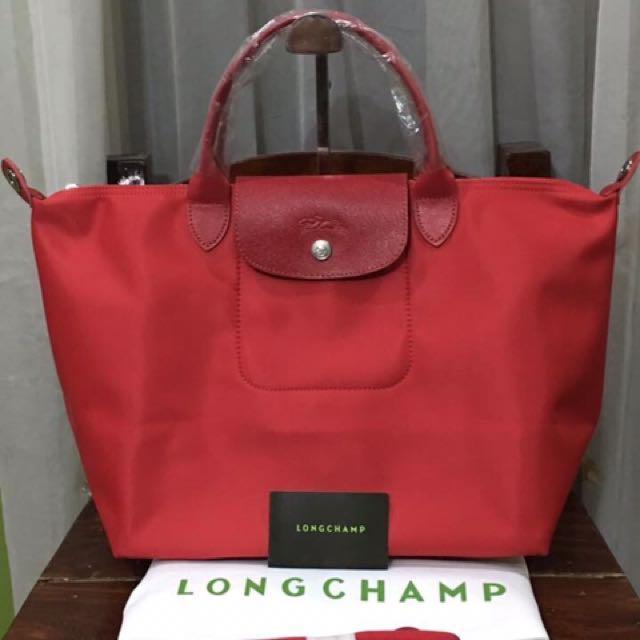 Longchamp Neo bags