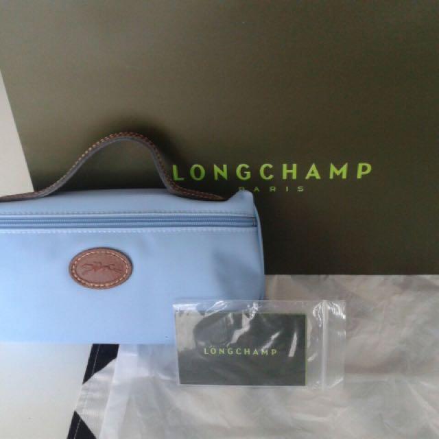 Longchamp Pouch - Authentic