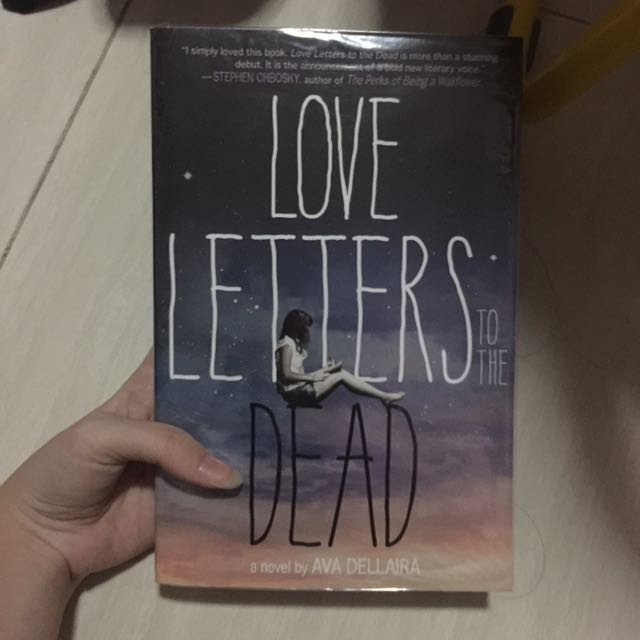 LOVE LETTERS TO THE DEAD ( ENG )