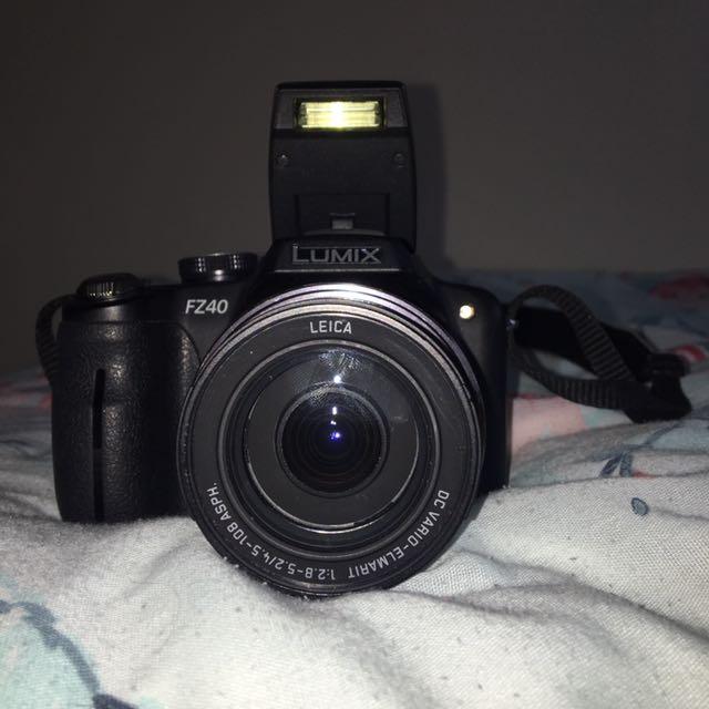 LUMIX Fz40 Camera
