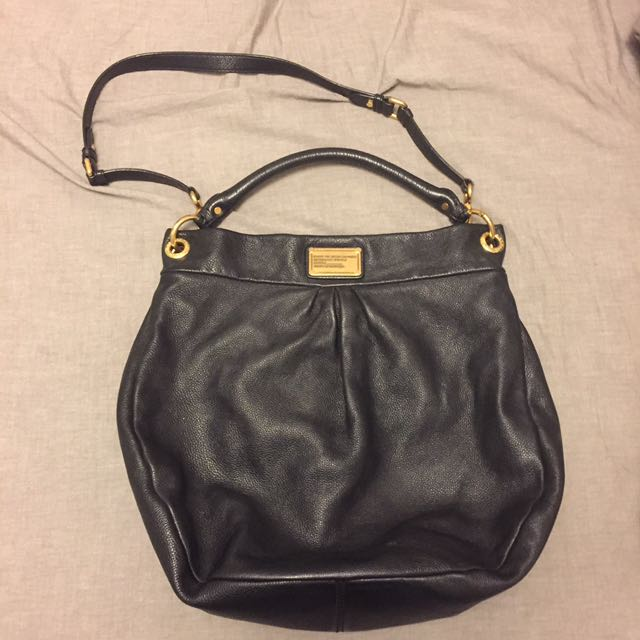 Marc By Marc Jacobs Classic Q Huge Hillier Hobo Bag