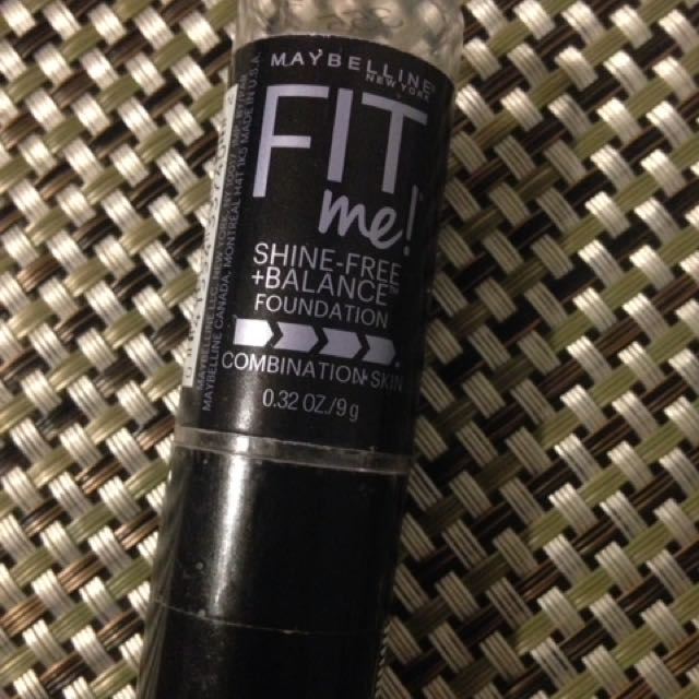 Maybelline Fit Me Foundation Stick Coconut 355